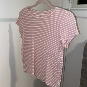 Soft and Sexy Ribbed Tee